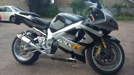 Suzuki gsxr 1000 k1 not R1 or CBR 1000