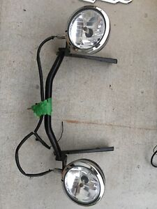 Harley Davidson Spot lights.