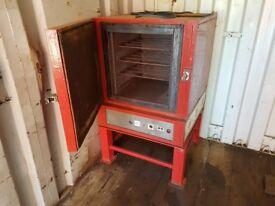 BOC Rod Oven