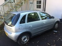 VAUXHALL CORSA TWINPORT - LOW MILEAGE