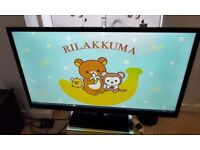 40 Inch Bush LED HD TV with built in DVD player