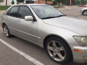 2004 Lexus IS 300,Top of the Line. low km , cheapest on market