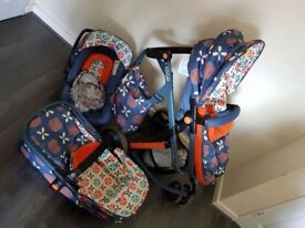 Cossatto Travel System.