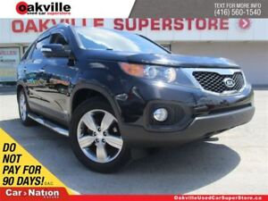 2013 Kia Sorento EX | ONE OWNER | LEATHER | SUNROOF | NO ACCIDEN