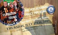 Ferguson Young and Peel Police Pipe Band