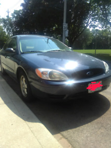 2007 Ford Taurus etested