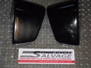 1999 -2003 honda vt-750 shadow ace side covers oem