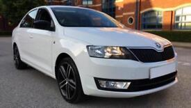 2014 Skoda Rapid 1.2 TSI Sport with Dealer Serv Manual Petrol Hatchback