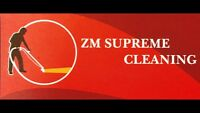 ZM SUPREME CLEANING