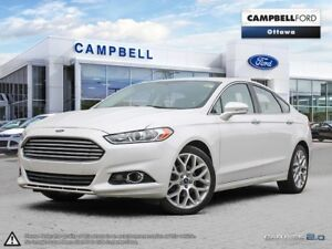 2013 Ford Fusion TITANIUM-BEST BUY MUST BE SEEN-LOADED