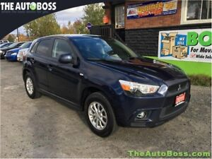 2011 Mitsubishi RVR SE CERTIFIED! ACCIDENT FREE! BLUETOOTH!