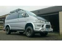 Mitsubishi delica active field edition
