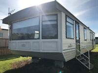 Lovely & Clean 3 bedroom Static Caravan on Great Pitch Ballyhalbert Holiday Park Quick Sale