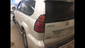 2007 Lexus gx470 parting out Parts
