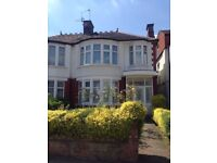 Newly refurbished 3 bedroom semi detached house close to Brent Cross Tube Station