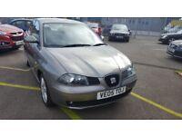 SEAT Ibiza 1.4I 16V SPORT (aluminium/silver) 2005