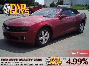 2013 Chevrolet Camaro 2LT | SOFTTOP| LEATHER | AUTO | HUD