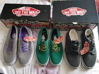 Brand New VANS Shoes For Sale