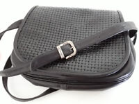 Real Italian Leather Shoulder/Cross-Body Bag by Emmy
