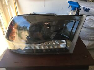 2015 Dodge Ram Head Light