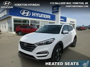2016 Hyundai Tucson GLS  - Heated Seats -  Power Liftgate