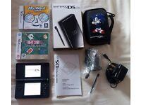 Black Nintendo DS Lite