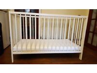 Baby Cot at Plaistow