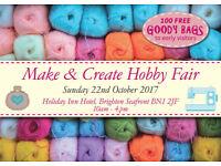 Make and Create Craft Hobby Fair