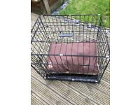 Dog cage / bed