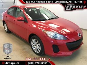 Used 2013 Mazda Mazda3-Manual Transmission,Heated Seats