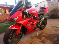 Triumph Daytona 675 very clean/good condition.