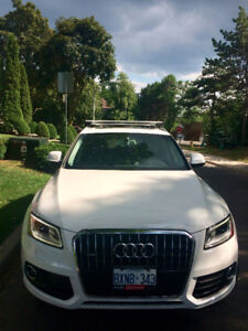 2013 Audi Q5 SUV, Crossover with AUDI Certified Warranty