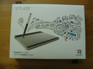 Wacom Intuos Creative Pen Tablet Small