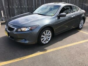 2010 Honda Accord EX-L, Automatic, Leather, Sunroof,