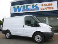 2010 Ford TRANSIT 280 SWB ECONETIC LR 115ps VAN *F/S/H* Manual Medium Van