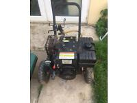 10hp petrol pressure washer 3000psi northstar