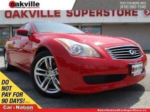 2008 Infiniti G37 PREM | ONLY 69,035KM's | RARE FIND GREAT CONDI