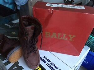 Bally boots brand new