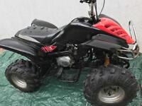 Quad bike big 110cc with reverse