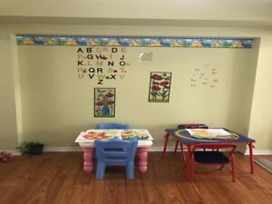 Experienced Home Daycare Milton
