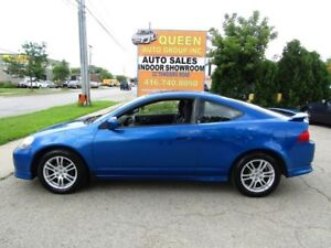 2005 Acura RSX Premium | 5 - Speed Manual | Leather