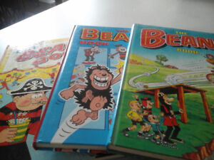 BEANO, DANDY, WHIZZER, and MORE