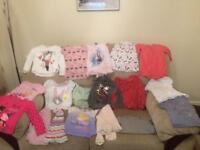 Huge girls clothes bundle Age 4 / 5 over 90 items