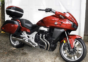 Near New 2104 Honda CTX1300