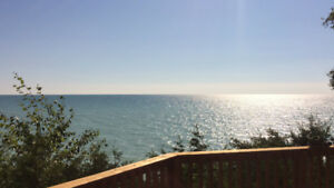 Beautiful Beachfront Cottage on Lake Huron