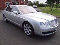 2006 Bentley Flying Spur 6.0 4dr FULL DEALER HISTORY ONLY 61K STUNNING ALL ROUND PART EX WELCOME