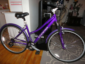 SCHWINN Hybrid Commuter 21 Speed With Froint Suspension!
