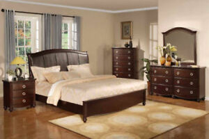 Big Saving on Queen Size Bedroom Set Start From