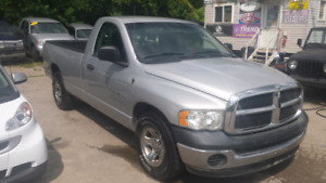 05 dodge ram 1500 pickup safety included