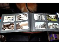 A BOOK OF POSTCARDS